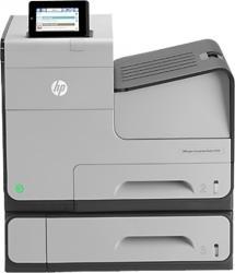 Imprimanta cu Jet Color HP Officejet Enterprise Color X555xh Duplex Retea