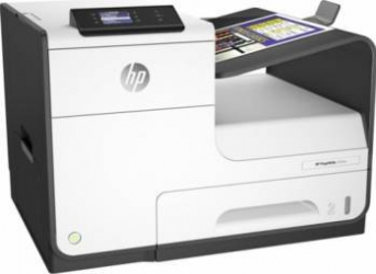 Imprimanta Laser Color HP PageWide 352dw Wireless A4