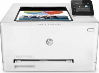 Imprimanta Laser Color LaserJet Pro M252dw Duplex Wireless A4