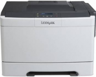 Imprimanta Laser Color Lexmark CS317DN Retea Duplex A4 Imprimante Laser
