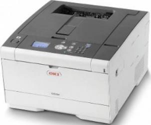 Imprimanta Laser Color Oki C532dn Retea A4 Imprimante Laser