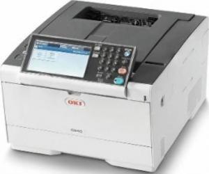 Imprimanta Laser Color Oki C542dn Retea A4 Imprimante Laser