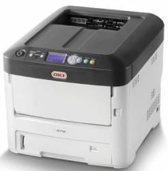 Imprimanta Laser Color OKI C712n Retea A4 Imprimante Laser