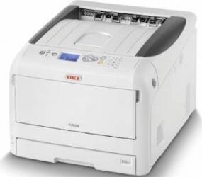 Imprimanta Laser Color OKI C823dn Retea A3A4 Imprimante Laser