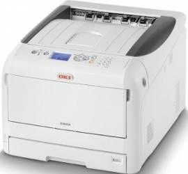 Imprimanta Laser Color OKI C823n Retea A3A4 Imprimante Laser