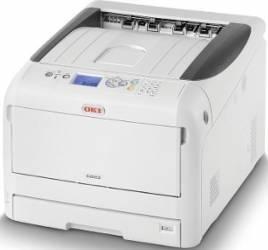 Imprimanta Laser Color OKI C833dn Retea A3 Imprimante Laser
