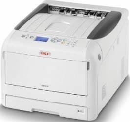 Imprimanta Laser Color OKI C833n Retea A3A4 Imprimante Laser