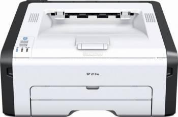 Imprimanta Laser Monocrom Ricoh SP 213W Duplex Wireless A4