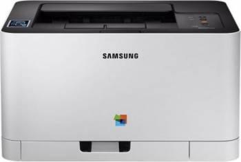Imprimanta Laser Color Samsung SL-C430W/SEE Duplex Wireless A4