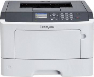 Imprimanta Laser Monocrom Lexmark MS317DN Retea A4