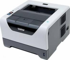 Imprimanta Laser Monocrom Brother HL-5350DN Duplex Retea A4 Refurbished + Cartus Nou 8k + Unitate Drum Noi Imprimante, Multifunctionale Refurbished