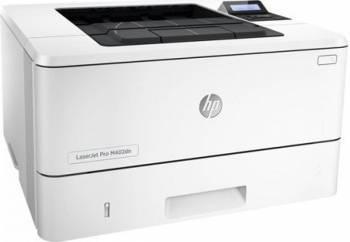 Imprimanta Laser Monocrom HP Laserjet Pro 400 M402dne Retea Duplex A4 Imprimante Laser