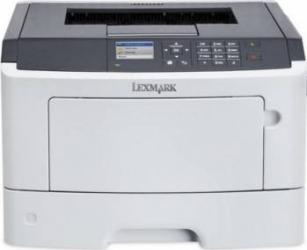 Imprimanta Refurbished Laser Monocrom Lexmark M1145 A4 Imprimante, Multifunctionale Refurbished