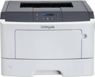 Imprimanta Laser Monocrom Lexmark MS417dn Retea Duplex A4 Imprimante Laser
