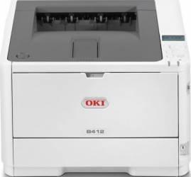 Imprimanta Laser Monocrom OKI B412dn Duplex Retea A4 Imprimante Laser