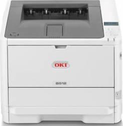 Imprimanta Laser Monocrom OKI B512dn Duplex A4 Imprimante Laser