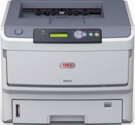 Imprimanta Laser Monocrom OKI B840dn Duplex Retea A3 Imprimante Laser