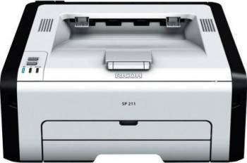 Imprimanta Laser Monocrom Ricoh Sp 211 A4