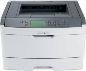 Imprimanta Refurbished Laser Lexmark E460DN Duplex Retea A4 Imprimante, Multifunctionale Refurbished