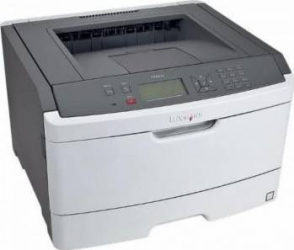 Imprimanta Refurbished Laser Monocrom Lexmark E460DN Retea Duplex A4 Imprimante, Multifunctionale Refurbished