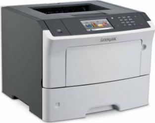 Imprimanta Refurbished Laser Monocrom Lexmark M3150 A4 Imprimante, Multifunctionale Refurbished