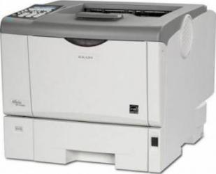 Imprimanta Laser Monocrom RICOH Aficio SP 4310DN 37 PPM Duplex Retea USB 1200 x 600 A4 Refurbished Imprimante, Multifunctionale Refurbished