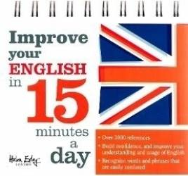Improve your English in 15 minutes a day Carti