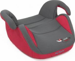 Inaltator auto copii 15-36 kg MyKids Junior Travel rosu Scaune auto si inaltatoare