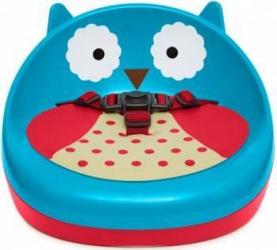 Inaltator pentru scaun bebe SKIP HOP Booster Bufnita Scaune de masa