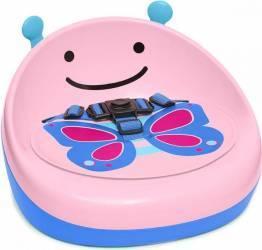 Inaltator pentru scaun bebe SKIP HOP Booster Fluturas Scaune de masa