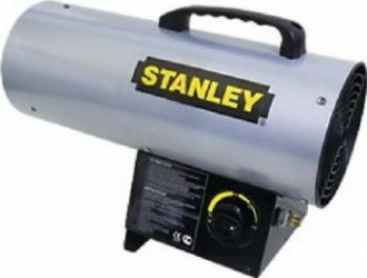 Tun de aer cald cu gaz Stanley ST-50V-GFA-E 9.7-16.2KW Suflante si aeroterme