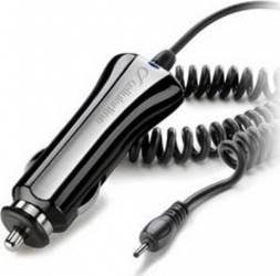 Incarcator auto Cellular Line pentru Nokia mufa 2mm Negru Incarcatoare Auto
