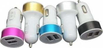 Incarcator Auto Dual USB CN100