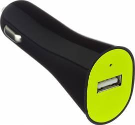 Incarcator auto Kit Universal USB 1000mAh Black