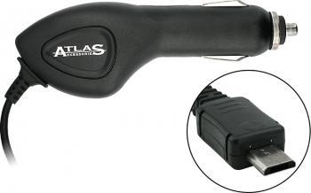 Incarcator Auto Micro USB 750 mAh - Negru Incarcatoare Auto