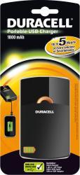 Incarcator Duracell PUC - Baterie externa 1800mAh incarcatoare telefoane