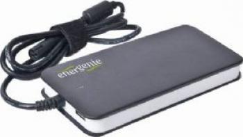 Incarcator Laptop Gembird Slimline Universal 90W Acumulatori Incarcatoare Laptop