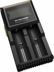 Incarcator Nitecore D2 Universal Digicharger Acumulatori Baterii Incarcatoare
