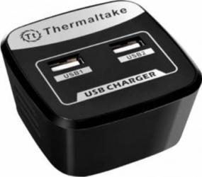 Incarcator universal Thermaltake TriP Dual USB Incarcator
