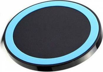 Incarcator Wireless Cronos W1 Albastru