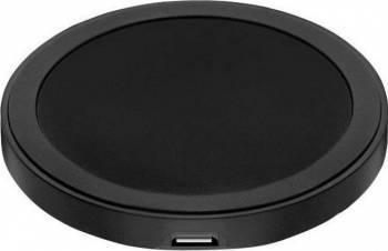 Incarcator Wireless Cronos W1 Negru