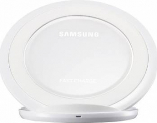 Incarcator Wireless Samsung Fast Charge NG930 S7 S7 Edge White