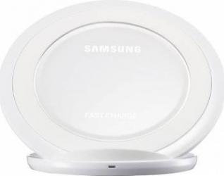 Incarcator Wireless Samsung Fast Charge NG930 S7 S7 Edge White Incarcatoare Telefoane