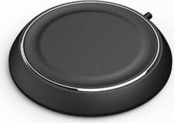 Incarcator Wireless Universal Cronos DT-610 Negru Incarcatoare Telefoane