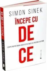 Incepe cu de ce - Simon Sinek