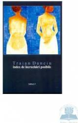 Index de incrucisari posibile - Traian Danciu
