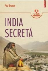India secreta - Paul Brunton Carti