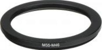 Inel reductie Step-down metalic de la 55-46mm
