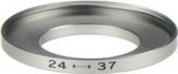 Inel reductie Step-up metalic de la 24-37mm