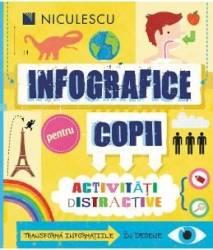Infografice pentru copii - Susan Martineau